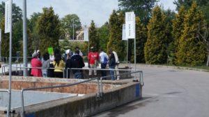 Visites escolars a la deixalleria de Vic