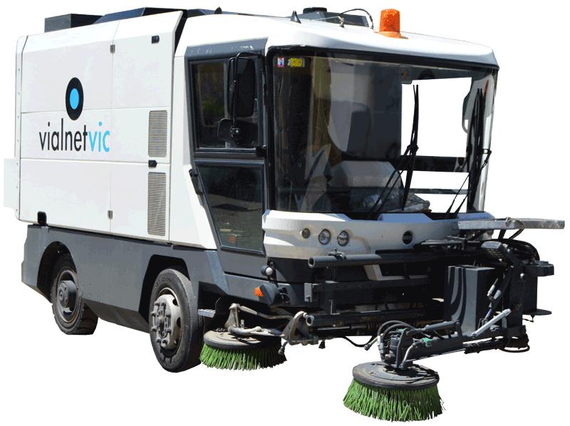 Màquina de neteja de Vic